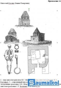 Мавзолей Кесене (башня Та