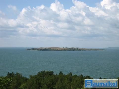Остров Казачий.