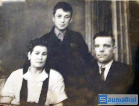 Гусак Савелий Никитич