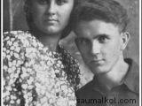 Мои мама и дядя Антоновы