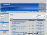 Первый сайт с. Саумалколь
